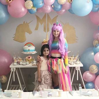 Unicorn & My Little Pony Parties